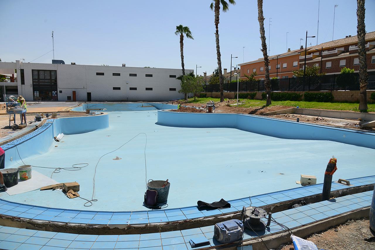 Preguntas y respuestas sobre la nueva piscina municipal for Piscina paiporta